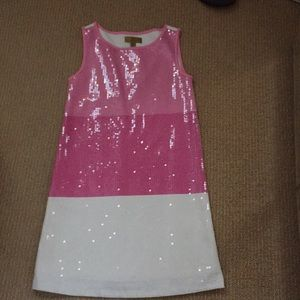 Nicolle Miller sequins children's dress